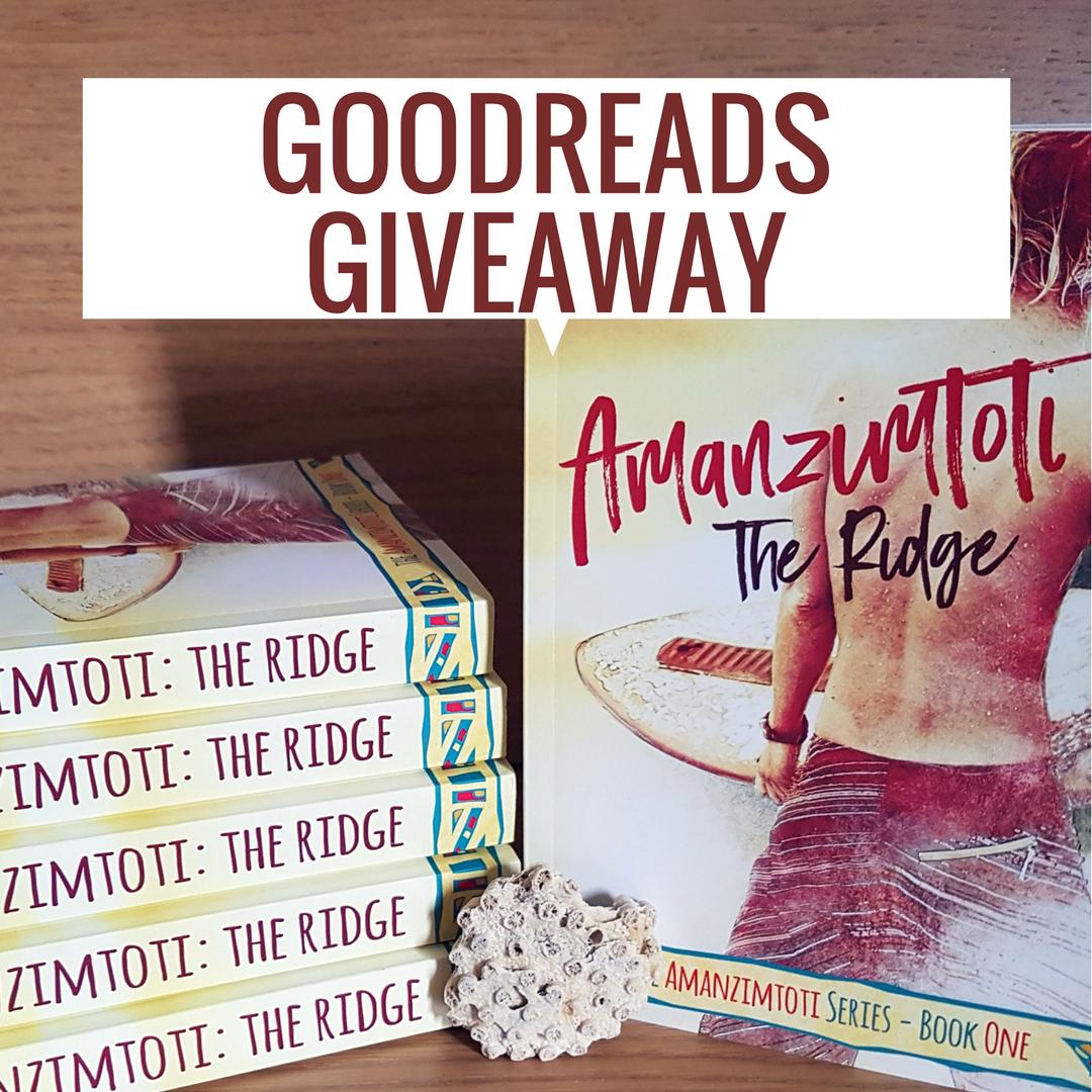 Goodreads Giveaway – June – Carmen-Shea